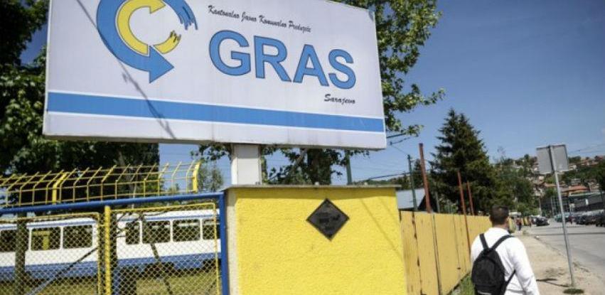 U GRAS-u će bez posla ostati direktori, šefovi, portparoli, nedostaje vozila