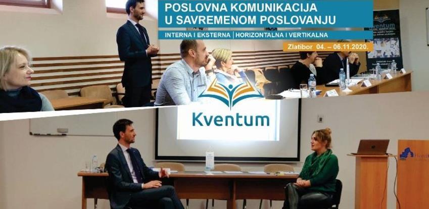 Kventum: Poslovna komunikacija u savremenom poslovanju