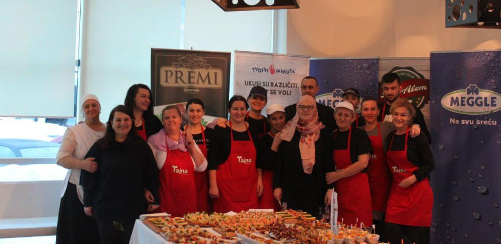Nova generacija catering majstorica u Bihaću