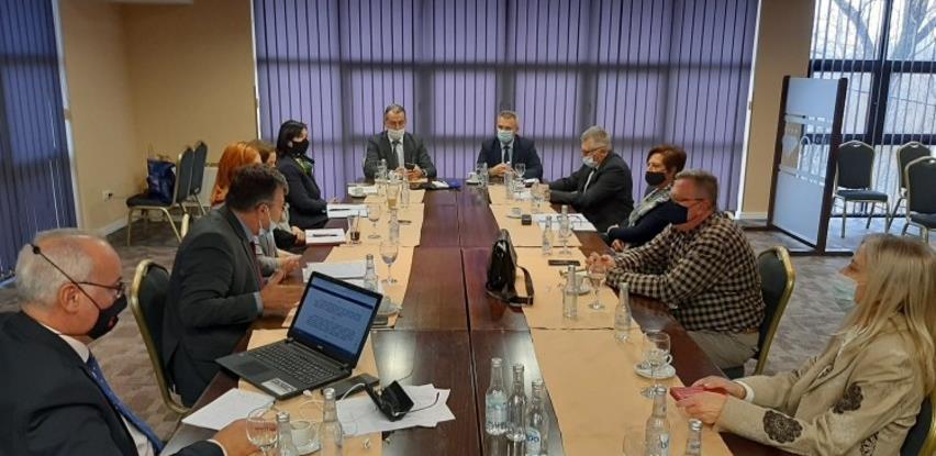 U Bihaću sastanak o položaju i funkcioniranju komorskog sistema FBiH