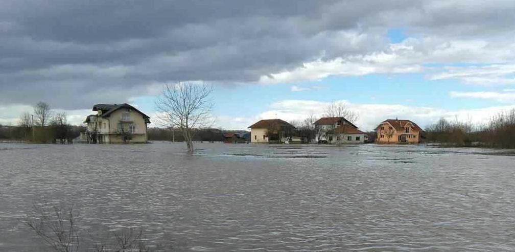 Vodostaji rijeka u porastu: Najozbiljnija situacija je u Sanskom Mostu