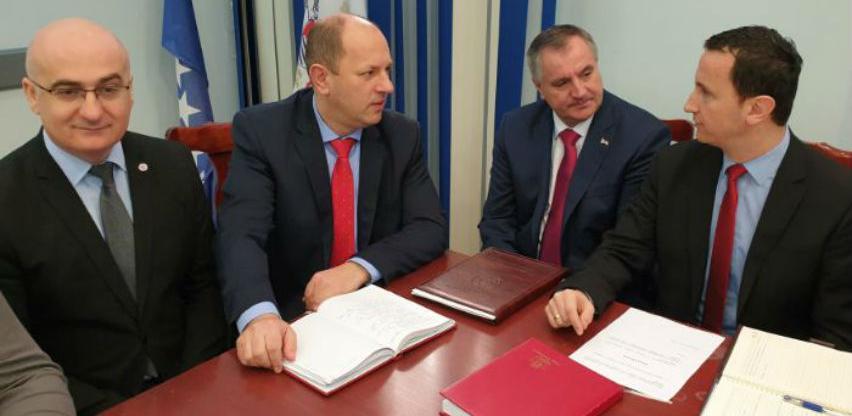 Vlada RS obezbijedila sredstva za sve investicije koje je započela u Trebinju