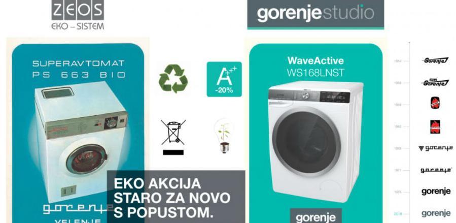 Za dva mjeseca prikupljeno i predato na reciklažu 258 velikih kućanska aparata