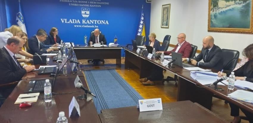 Članovi Vlade USK potvrdili odluku o gradnji novog objekta Doma zdravlja Bihać