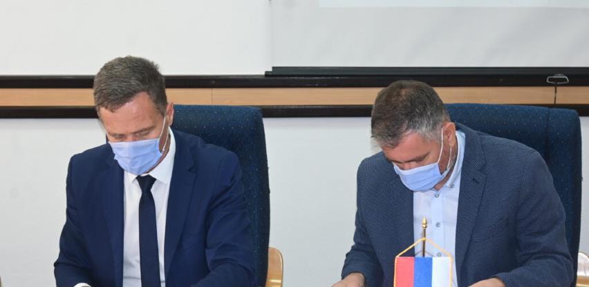 Potpisan ugovor: Kreće gradnja toplovoda na Palama u vrijednosti 800.000 KM