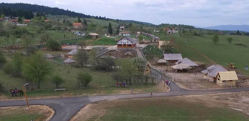 Veliki požar u Ajdinovićima kod Olova, nema povrijeđenih