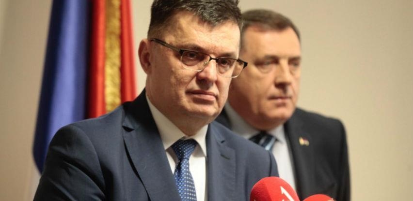 Tegeltija održao sastanak s predstavnicima međunarodnih finansijskih institucija