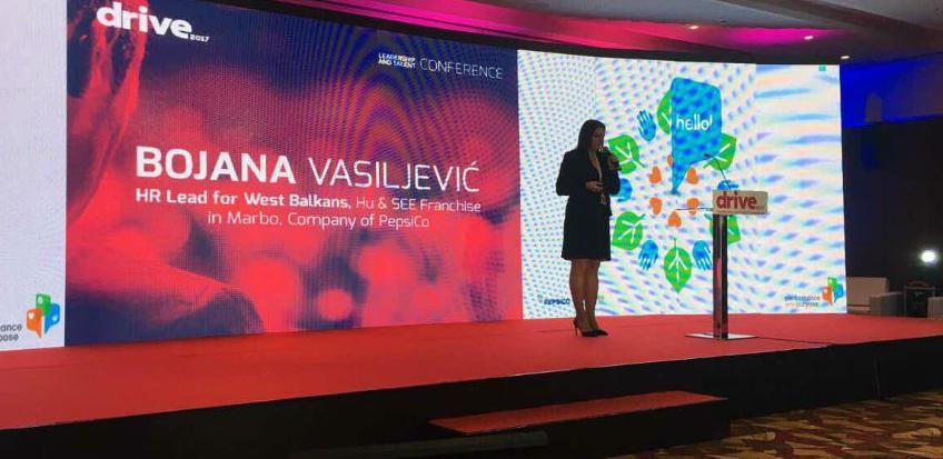 Bojana Vasiljević, PepsiCo: Zaposleni su najveći potencijal naše kompanije