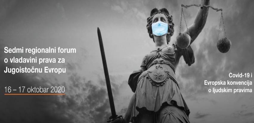 Sedmi regionalni forum o vladavini prava za Jugoistočnu Evropu