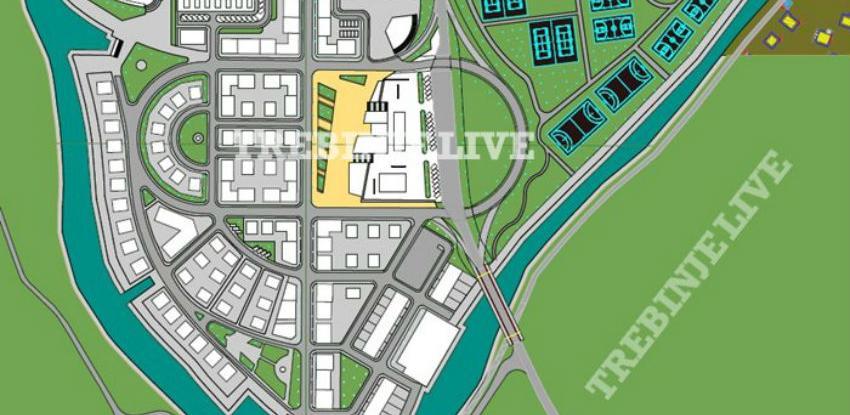 Na najljepšoj lokaciji u gradu Trebinju planirana izgradnja ekskluzivnog naselja