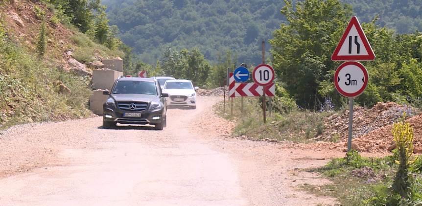 Za sljedeću godinu najavljen početak izgradnje puta Foča - Šćepan Polje