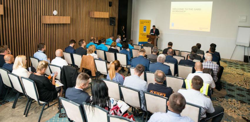 DHL i UNDP pripremaju aerodrom Sarajevo za dostavu pomoći u slučaju katastrofe