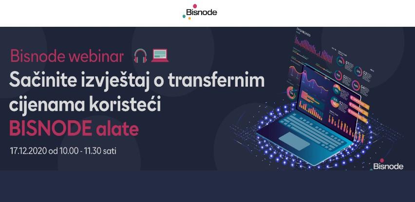 Bisnode webinar: Izvještaj o transfernim cijenama i čitanje bilansa