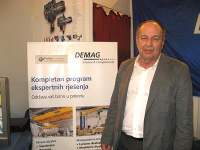 Najveći bh. proizvođač mosnih kranova vraća se na tržište Srbije i C. Gore