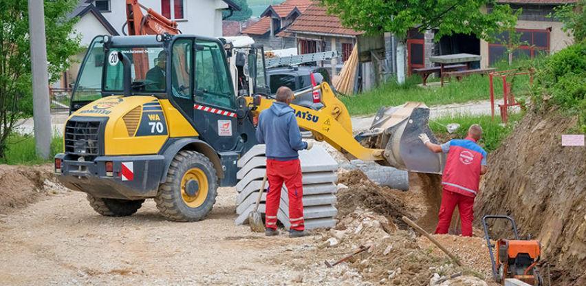 Izgradnja i asfaltiranje puta u naselju Vrbanja