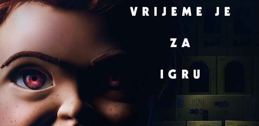 """Od 24. jula na repertoaru Cinema Cityja  horor """"Dječija igra"""""""