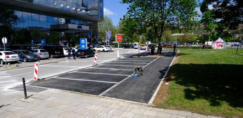 180 novih parking mjesta na prostoru općine Novi Grad