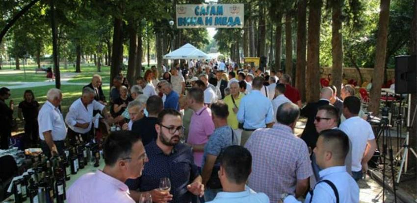 U Trebinju otvoren Sajam meda i vina