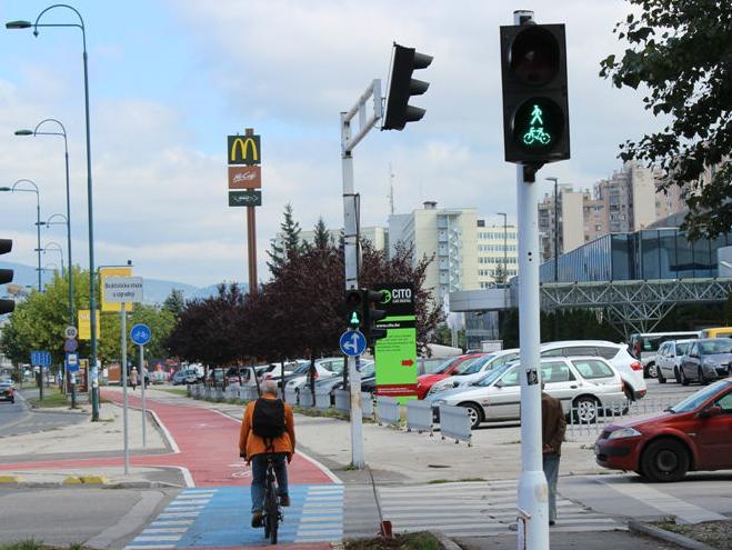 Grad Sarajevo će ostati lider projekta izgradnje biciklističke staze