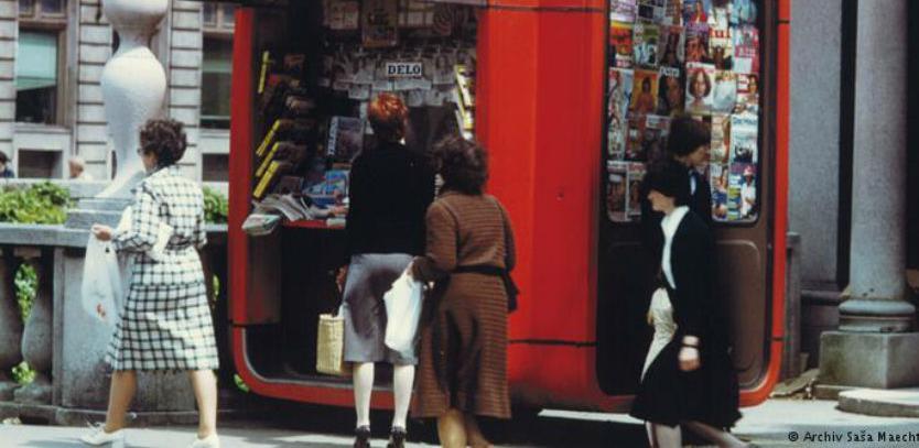 Moderni retro: Jugoslovenski kiosk K67 u Berlinu