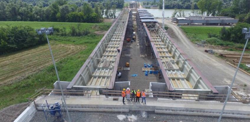 Most Svilaj: Do sada realizovano 55 posto radova