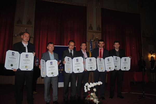 Federacija: Nagradu Gazela dobilo 19 kompanija sa brzim rastom