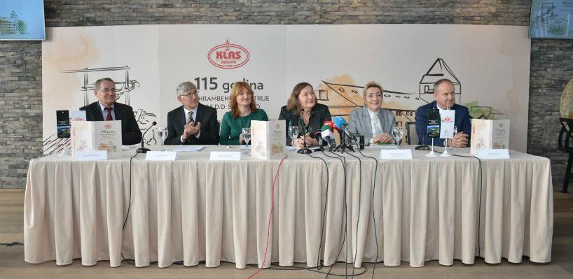115 godina Klasa - Kratka historija mlinarstva i pekarstva u BiH