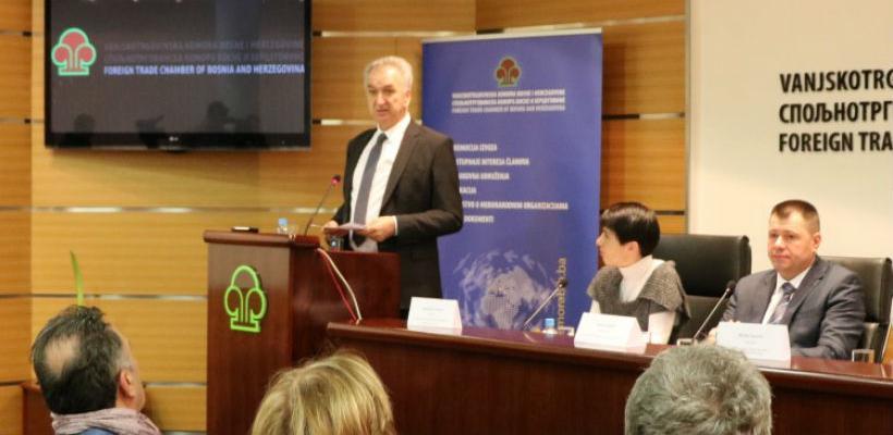 Šarović: Niže carine na repromaterijal bit će korisne za 250 kompanija