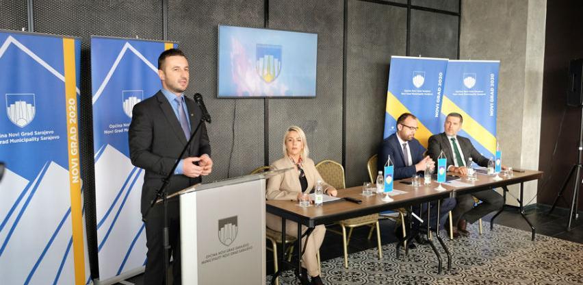 19,5 miliona KM za realizaciju kapitalnih projekata u općini Novi Grad