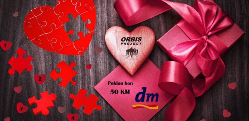 Orbis project vas nagrađuje za Dan zaljubljenih!