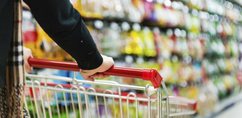U januaru rast potrošačkih cijena za 1,5 posto na godišnjem nivou