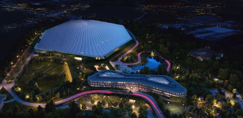 Rimac: Pogledajte spektakularni tehnološki kampus za ljubitelje automobila i tehnologije