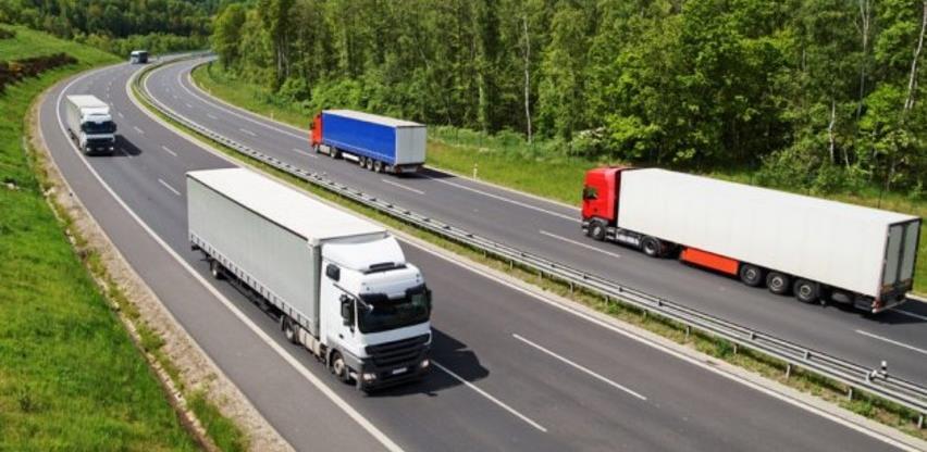 Mađarska ponovo uvodi zabranu kretanja teretnjaka