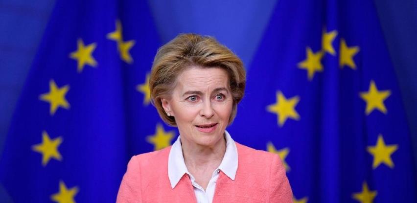 Von der Leyen: Vanjske granice schengenskog prostora moraju biti dobro čuvane
