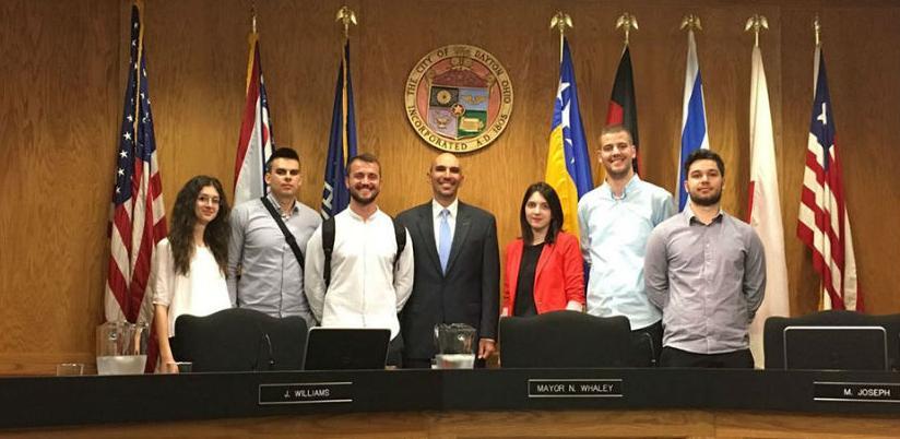 INTERA TP odvela pet mostarskih studenata na Entrepreneurs Academy u Dayton