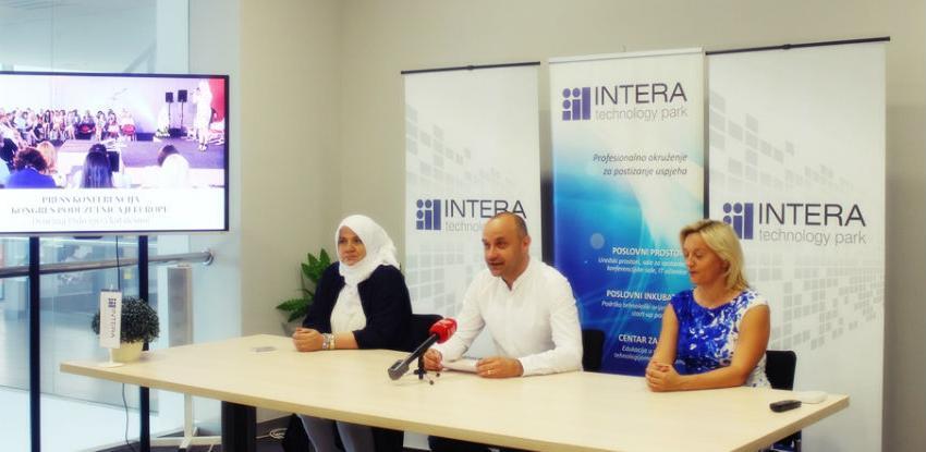 U INTERA TP-u najavljen Kongres poduzetnica JI Europe