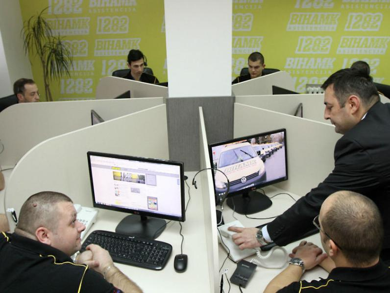 Otvoren novi korisnički centar BIHAMK-a