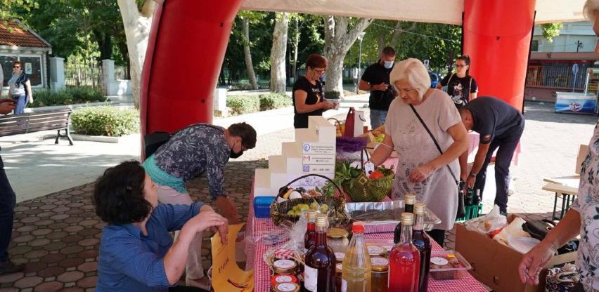U Mostaru otvoren jednodnevni sajam domaćih i tradicionalnih proizvoda