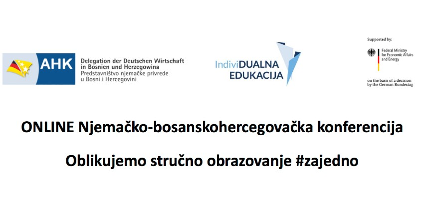 Online njemačko-bosanskohercegovačka konferencija o dualnom obrazovanju