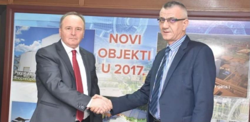 Alumina i RMU Banovići potpisali ugovor vrijedan 29 miliona KM