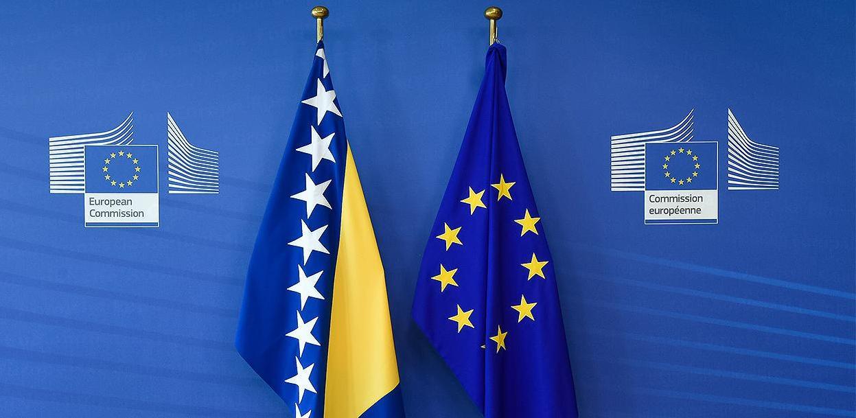 BiH dobila pozitivno mišljenje o kandidatskom statusu za članstvo u EU