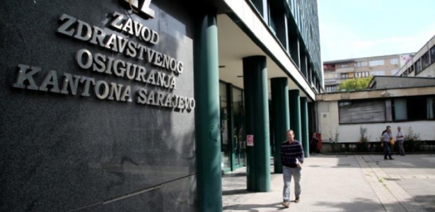 Dunović podnio ostavku na mjesto predsjednika UO Zavoda zdravstvenog osiguranja KS