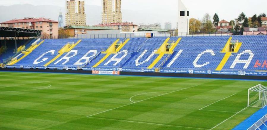 N/FS BiH i UEFA uložili preko milion KM u rekonstrukciju Grbavice