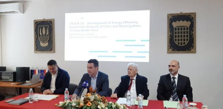 Prekogranična saradnja: Velika Kladuša u novom projektu energetske učinkovitosti