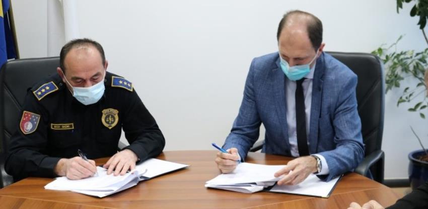 Vlada i Sindikat policije Kantona Sarajevo potpisali novi Kolektivni ugovor