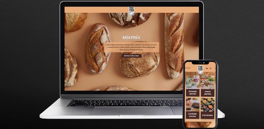 Nova Fine Food web stranica donosi informacije o skoro 200 proizvoda 