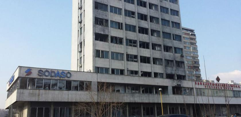 "Vlada TK neće obnavljati zgradu ""Sodaso"" dok se ne riješe sudski sporovi"