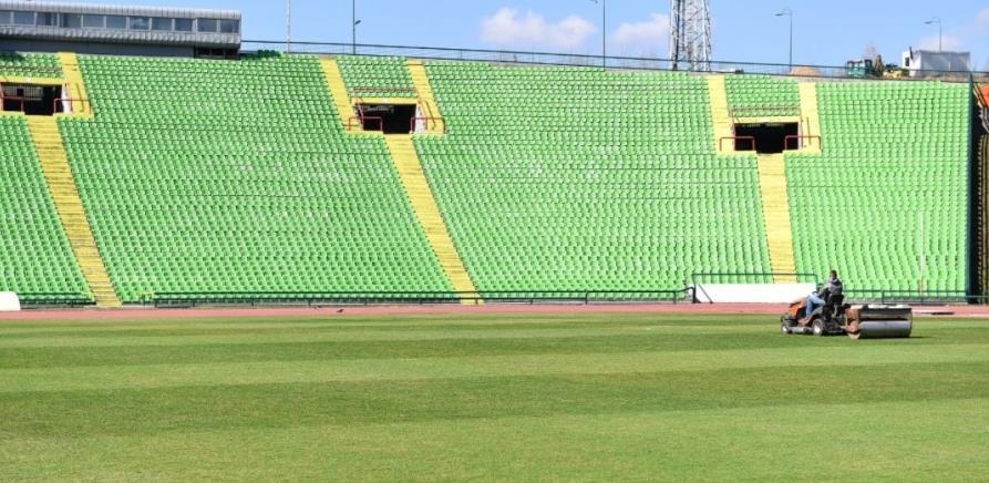 Započela ugradnja čitača karata na stadionu na Koševu