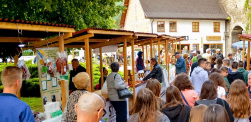 Otvoren Sajam turizma i eko proizvoda STEP - Jajce 2017.