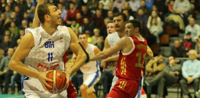 Košarkaši BiH savladali Rusiju u dramatičnoj završnici